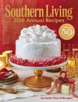 Omslag - Southern Living 2016 Annual Recipes