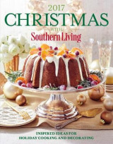 Omslag - Christmas with Southern Living 2017