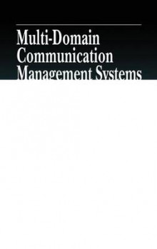 Multi-Domain Communication Management Systems av Alex Galis (Innbundet)