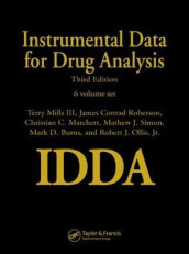 Instrumental Data for Drug Analysis - 6 Volume Set av Mark D. Burns, Christian C. Matchett, Mills, Ollis, James Conrad Roberson og Mathew J. Simon (Innbundet)