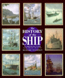 The history of the ship av Richard Woodman (Innbundet)