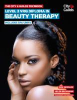 Omslag - The City & Guilds Textbook: Level 3 VRQ Diploma in Beauty Therapy
