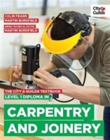 The City & Guilds Textbook: Level 1 Diploma in Carpentry & Joinery av Martin Burdfield, Colin Fearn, Mike Jones og Clayton Rudman (Heftet)