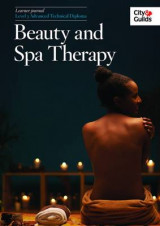 Omslag - Level 3 Advanced Technical Diploma in Beauty and Spa Therapy: Learner Journal