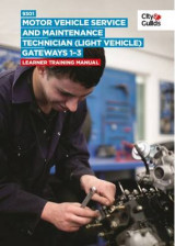 Omslag - 9301 Motor Vehicle Service and Maintenance Technician (Light Vehicle) on-Programme Tasks: Training Manual