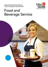 Omslag - Level 2 Hospitality Team Member - Food and Beverage Service: Apprenticeship Training Manual