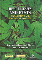 Hemp Diseases and Pests av Robert Clarke, John McPartland og David Watson (Innbundet)
