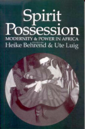 Spirit Possession, Modernity and Power in Africa av Heike Behrend og Ute Luig (Heftet)