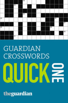 """Guardian"" Crosswords: One av Hugh Stephenson (Heftet)"