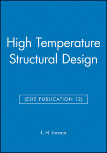 High Temperature Structural Design (Innbundet)