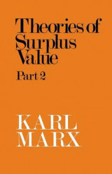 Omslag - Theories of Surplus Value: Pt. 2