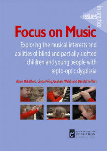 Focus on Music av Adam Ockelford, Linda Pring, Professor Graham Welch og Darold Treffert (Heftet)
