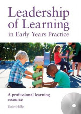 Omslag - Leadership of Learning in Early Years Practice