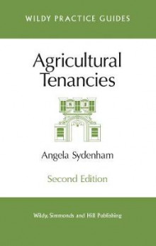 Agricultural Tenancies av Angela Sydenham (Heftet)