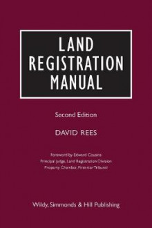 Land Registration Manual av David Rees (Heftet)