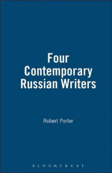 Four Contemporary Russian Writers av Robert Porter (Innbundet)
