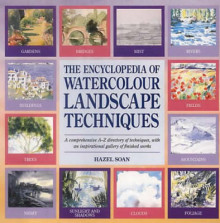 The Encyclopedia of Watercolour Landscape Techniques av Hazel Soan (Heftet)