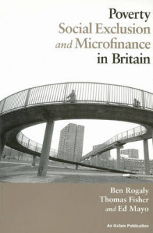 Poverty, Social Exclusion and Microfinance in Britain av Thomas Fisher og Ed Mayo (Heftet)