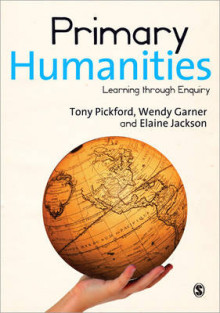 Primary Humanities av Tony Pickford, Wendy Garner og Elaine Jackson (Heftet)