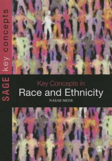 Key Concepts in Race and Ethnicity av Nasar Meer (Innbundet)