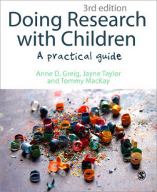 Doing Research with Children av Tommy MacKay, Anne D. Greig og Dr. Jayne Taylor (Heftet)
