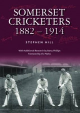Omslag - Somerset Cricketers 1882-1914