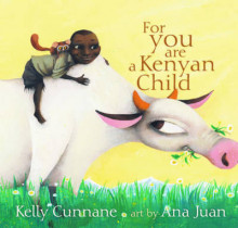 For You are a Kenyan Child av Kelly Cunnane (Heftet)