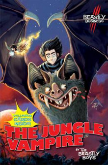 The Jungle Vampire: An Awfully Beastly Business av The Beastly Boys (Heftet)