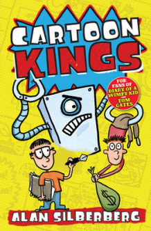 Cartoon Kings av Alan Silberberg (Heftet)