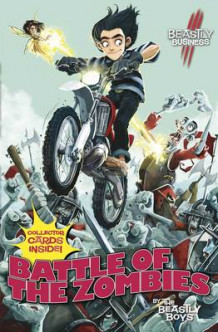 Battle of the Zombies: An Awfully Beastly Business av The Beastly Boys (Heftet)