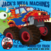 Jack's Mega Machines: Mighty Monster Truck av Alison Ritchie (Heftet)