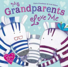 My Grandparents Love Me av Claire Freedman (Heftet)