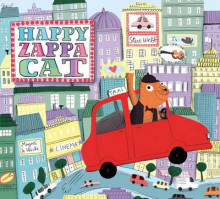 Happy Zappa Cat av Steve Webb (Heftet)