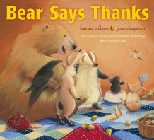 Bear Says Thanks av Karma Wilson (Heftet)