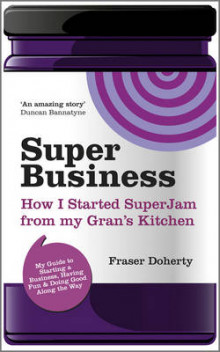 SuperBusiness av Fraser Doherty (Heftet)