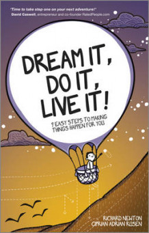 Dream it, Do it, Live it! av Richard Newton og Ciprian Adrian Rusen (Heftet)