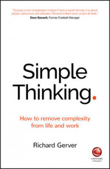Simple Thinking av Richard Gerver (Heftet)