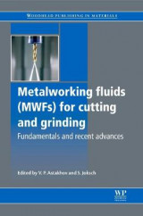 Omslag - Metalworking Fluids (MWFS) for Cutting and Grinding