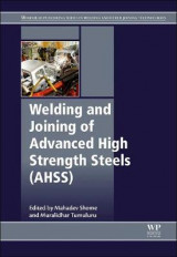 Omslag - Welding and Joining of Advanced High Strength Steels (AHSS)