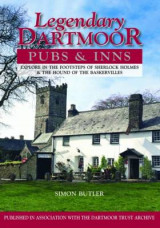 Omslag - Legendary Dartmoor Pubs & Inns