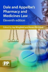 Omslag - Dale and Appelbe's Pharmacy and Medicines Law