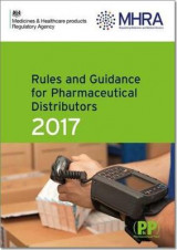 Omslag - Rules and Guidance for Pharmaceutical Distributors (Green Guide) 2017