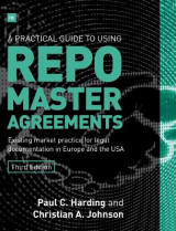 Omslag - A Practical Guide to Using Repo Master Agreements