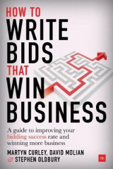 Omslag - How to Write Bids That Win Business