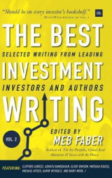 Omslag - The Best Investment Writing - Volume 2