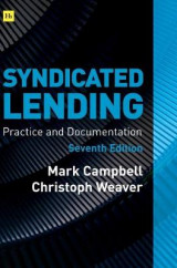 Omslag - Syndicated Lending 7th edition