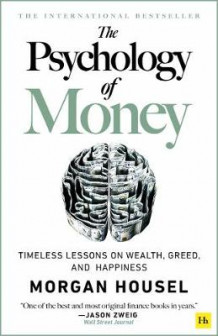 The The Psychology of Money - hardback edition av Morgan Housel (Innbundet)
