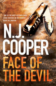 Face of the Devil av N. J. Cooper (Innbundet)