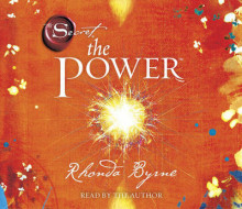 The Power CD av Rhonda Byrne (Lydbok-CD)