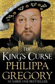 The king's curse av Philippa Gregory (Heftet)